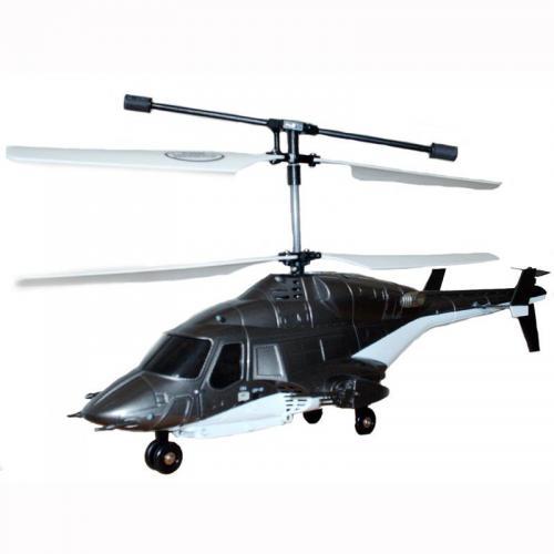 Радиоуправляемый вертолет Syma S027 (30 см, свет, до 50 м)